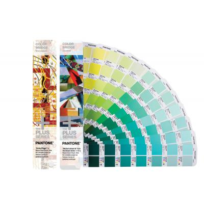 Pantone GP-6102 Color Bridge Set Coated & Uncoated