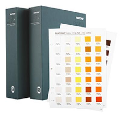 "Pantone FHIC-400 Fashion+Home Cotton Chip Set-cotton(1""x1"")"